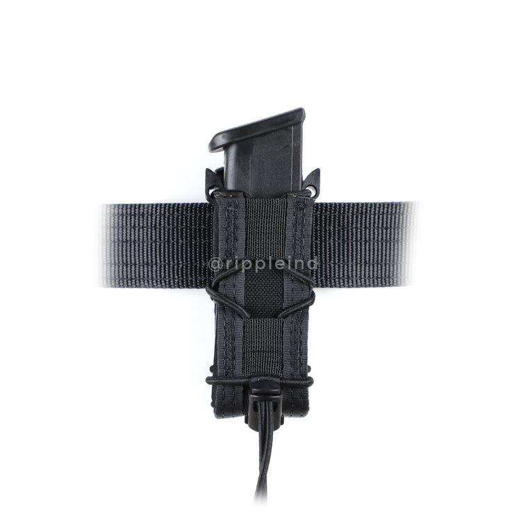 HSGI - Black - BELT MOUNT Pistol Taco (Single)