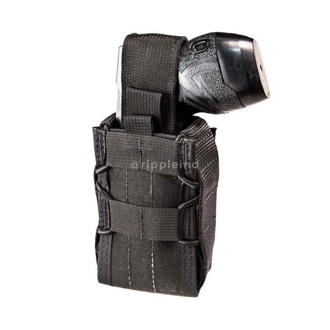 HSGI - Black - BELT MOUNT Stun Gun Taco