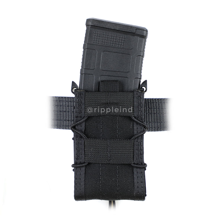 HSGI - Black - BELT MOUNT Rifle Taco Mag Pouch
