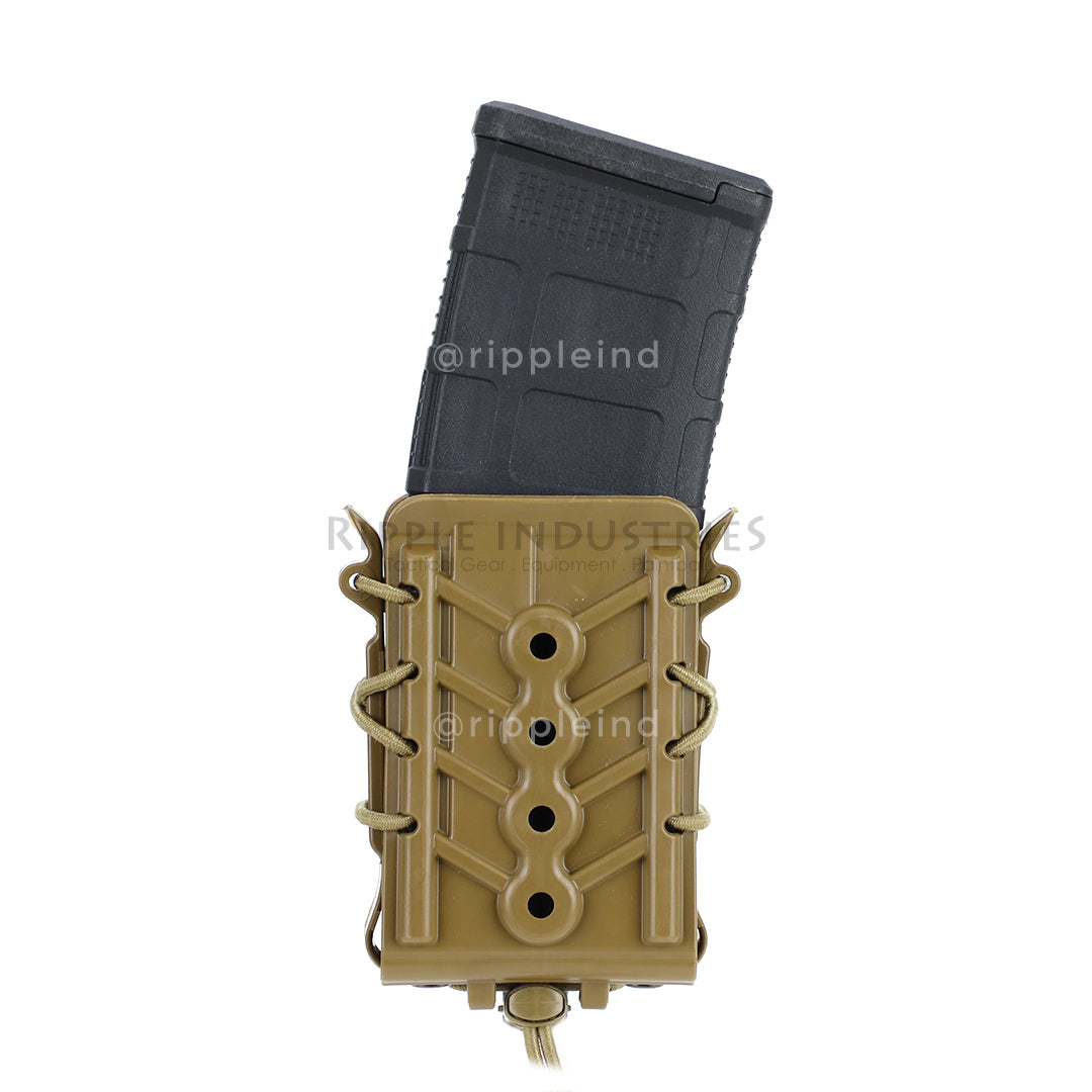 HSGI - Coyote Brown - Polymer Rifle Taco Mag Pouch