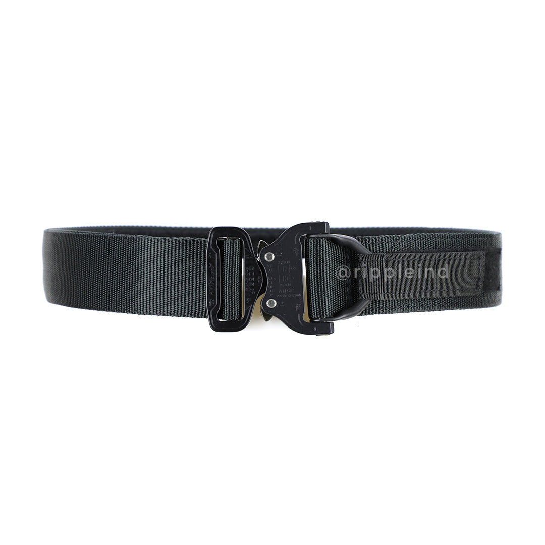 HSGI - Black - Cobra 1.75inch IDR Rigger Belt w/Interior Loop
