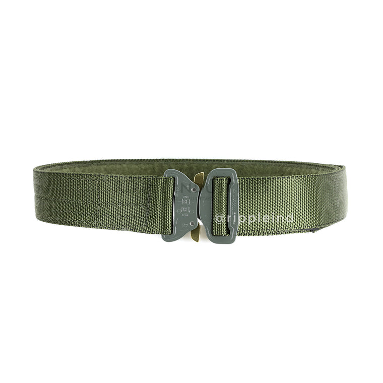 HSGI - Olive - Cobra 1.75inch Rigger Belt w/Interior Velcro - No D-Ring