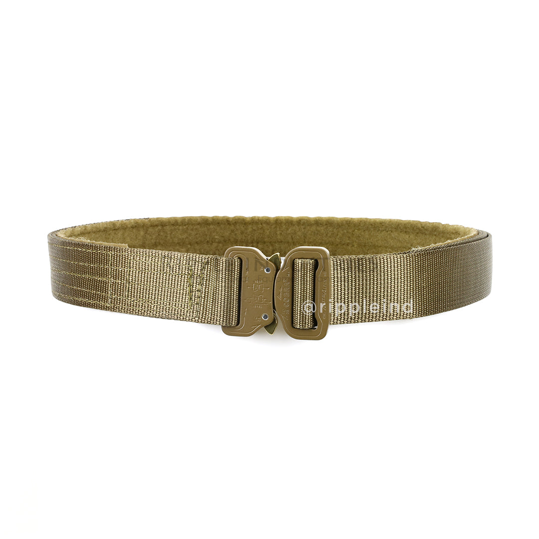 Hsgi coyote brown cobra rigger belt w interior - Cobra 1 75 rigger belt with interior velcro ...