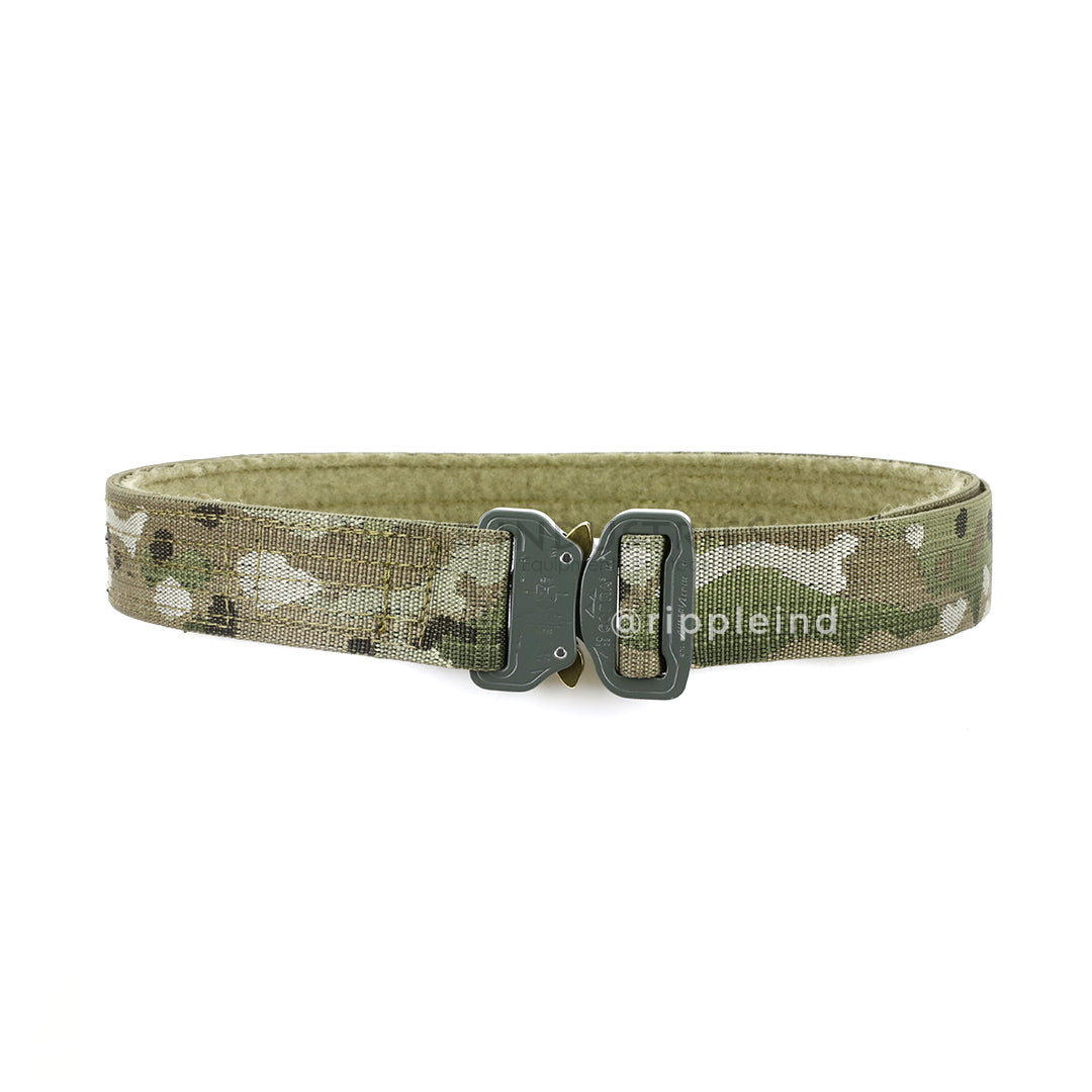 Hsgi multicam cobra rigger belt w interior - Cobra 1 75 rigger belt with interior velcro ...