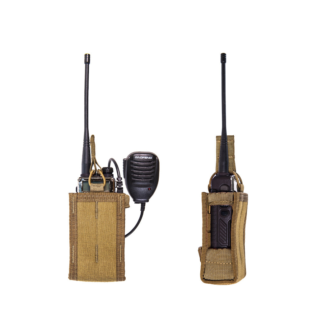 HSGI - Olive - DUTY Radio Multi-Access Comm Taco (Mini)
