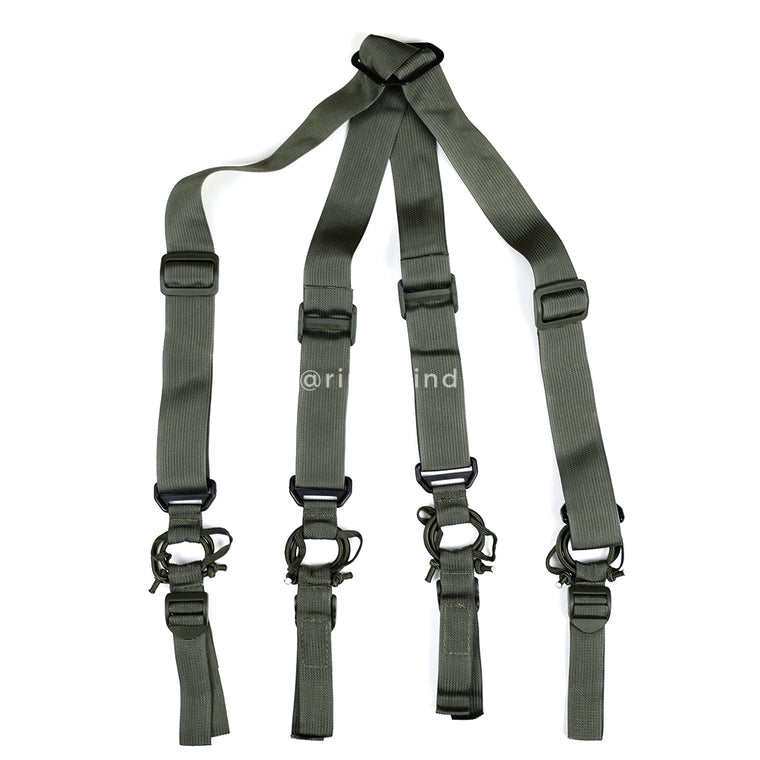 HSGI - High Speed Low Drag Suspenders