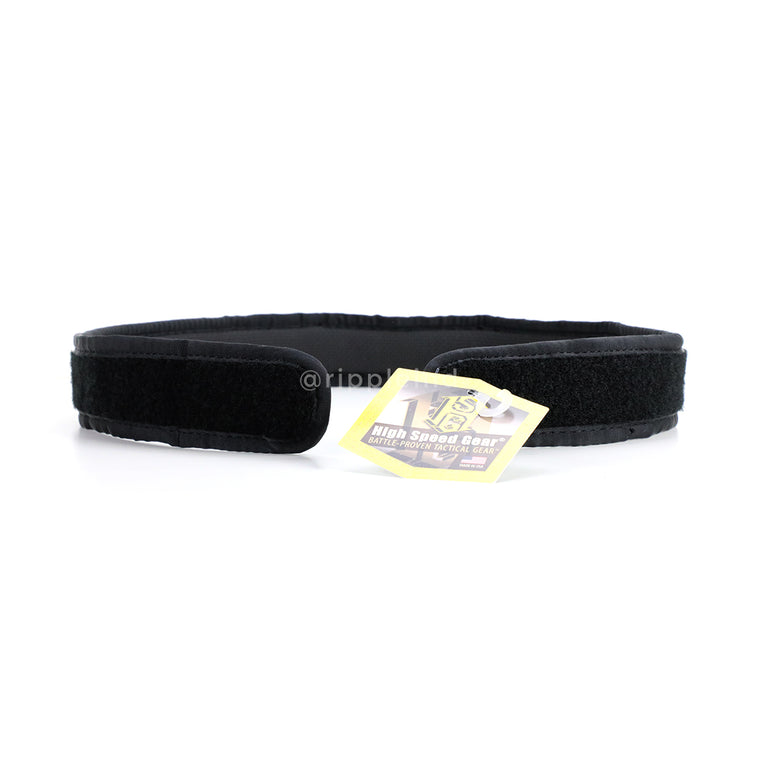 HSGI - Black - Micro Grip Belt (Loop Interior)