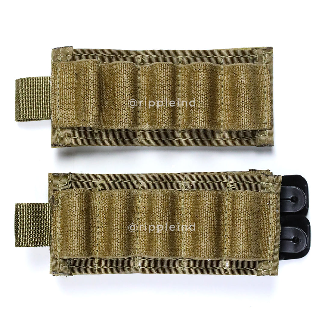 HSGI - Coyote Brown - Shot Shell Tray V2 MOLLE