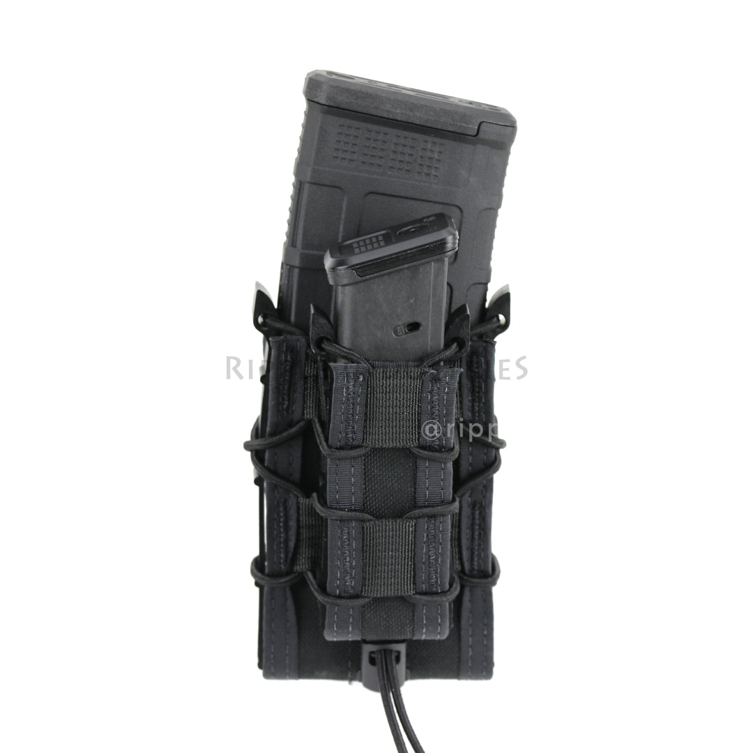HSGI - Black - Double Decker Taco Mag Pouch