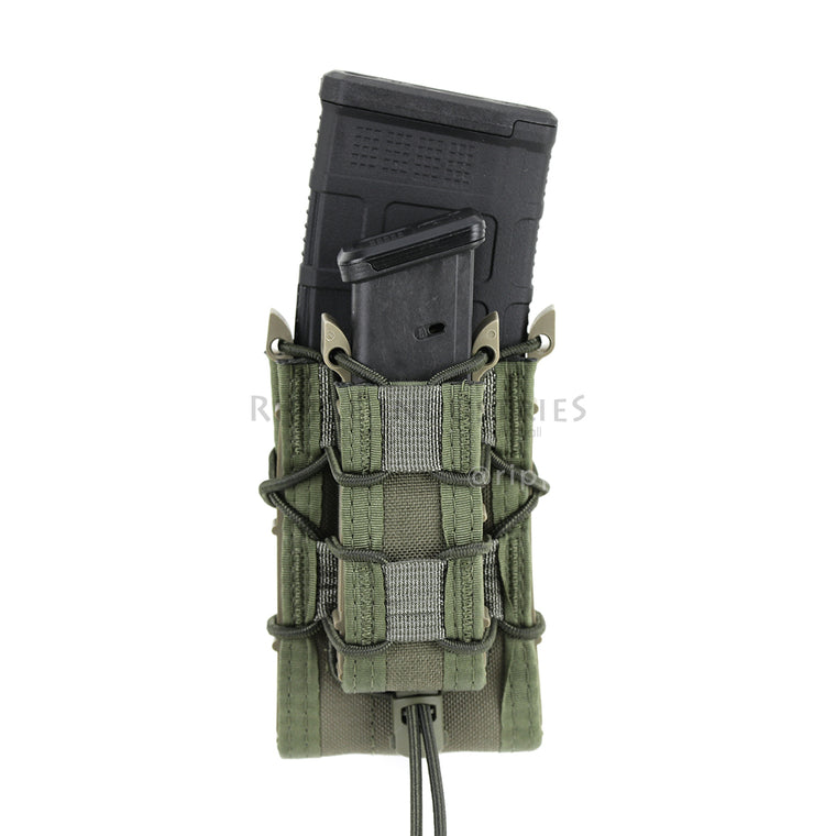 HSGI - Olive - Double Decker Taco Mag Pouch