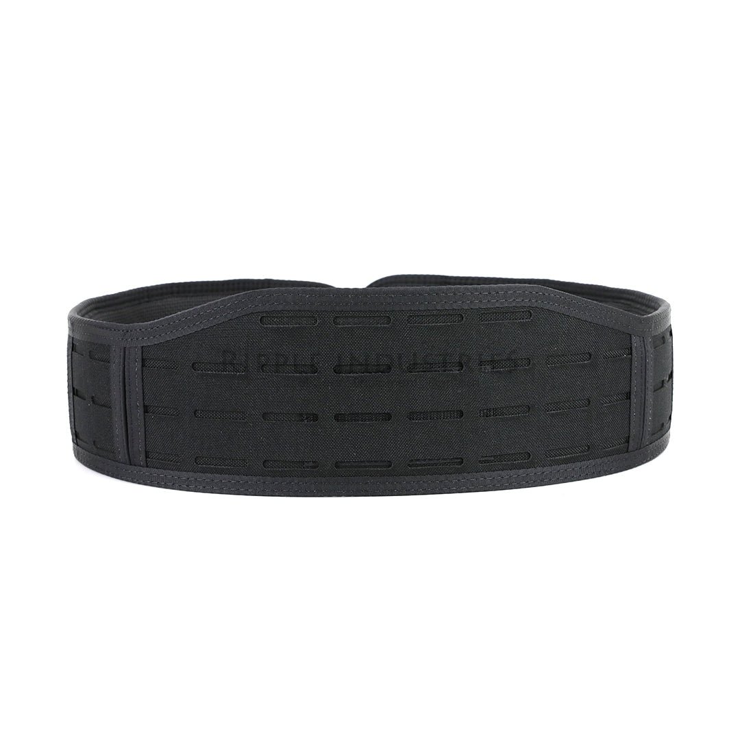 HSGI - Black - LASER SLIM-GRIP Slotted Padded Battle Belt