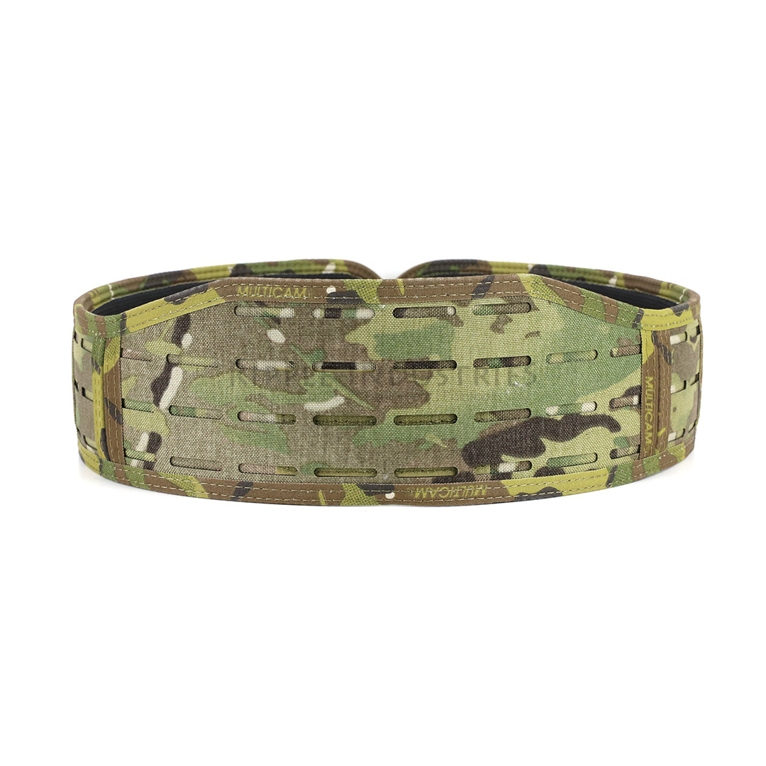 HSGI - Multicam - LASER SLIM-GRIP Slotted Padded Battle Belt