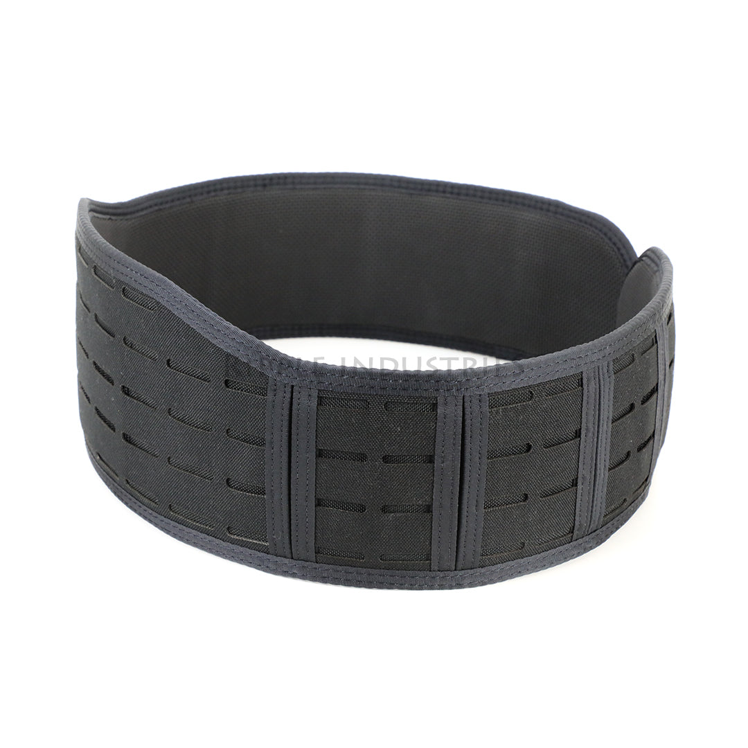 HSGI - Black - LASER SURE-GRIP Slotted Padded Battle Belt