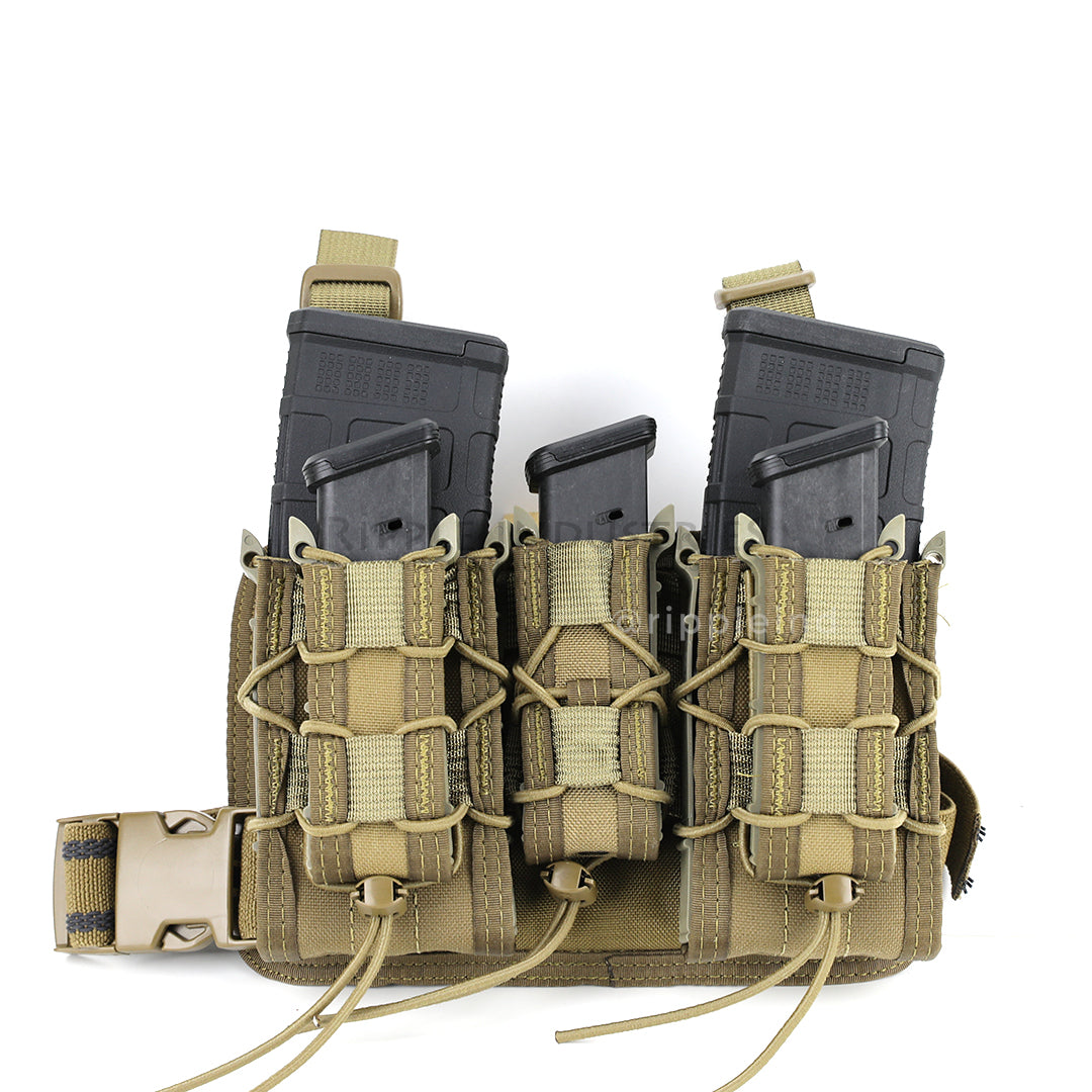 HSGI - Coyote Brown - Leg Rig V1