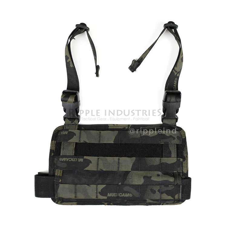 HSGI - Multicam Black - Padded Leg Panel