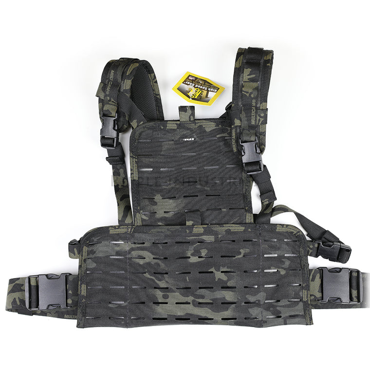 HSGI - Multicam Black - Neo Chest Rig
