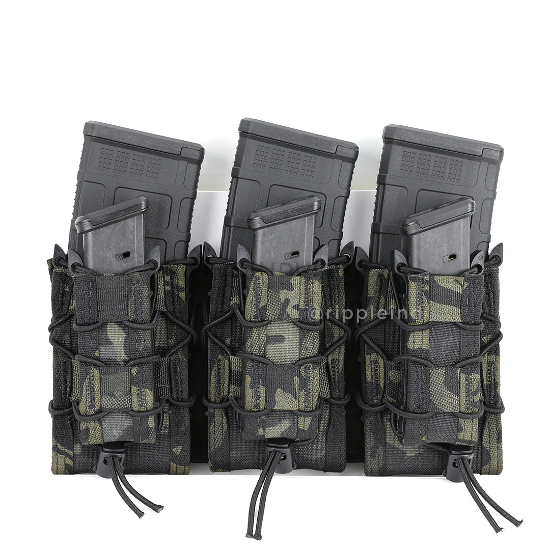 HSGI - Multicam Black - Double Decker Taco Shingle