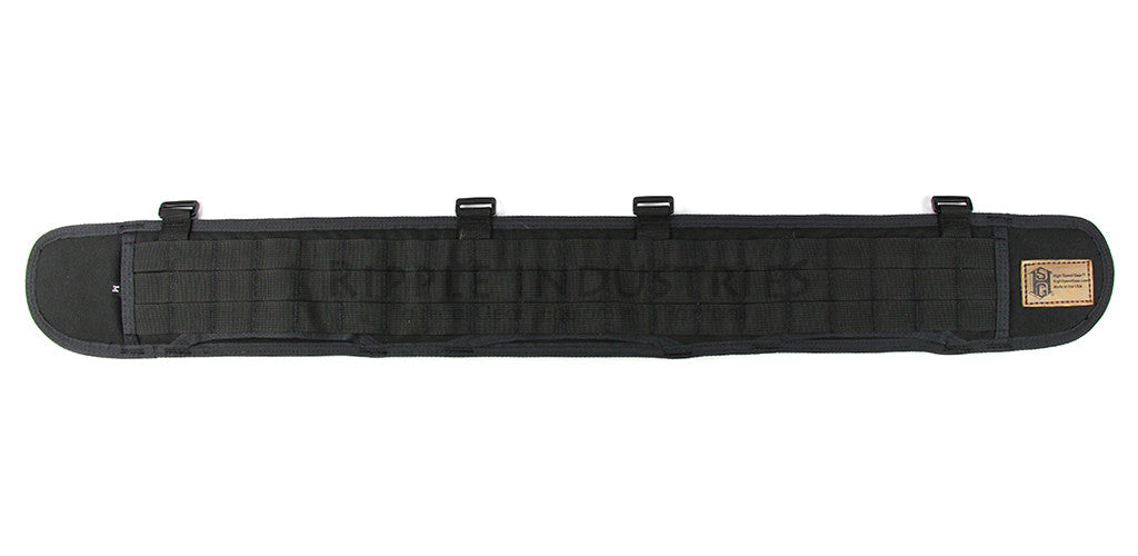 HSGI - Black - Sure-grip Padded Battle Belt