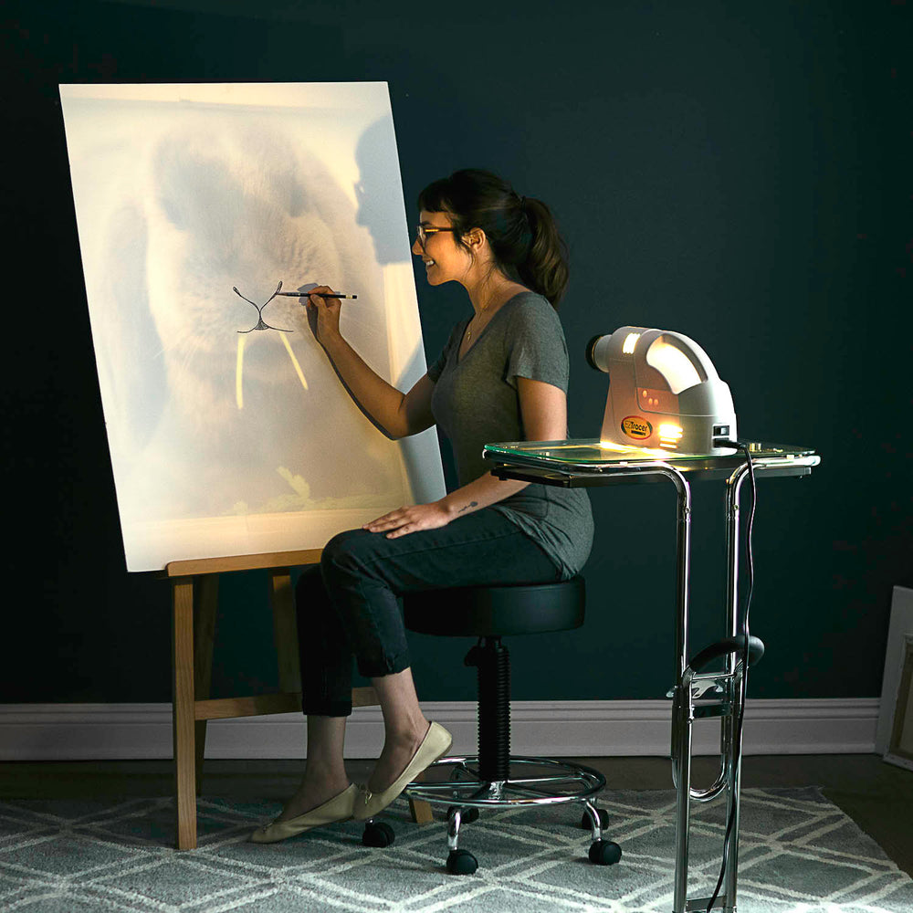 Load image into Gallery viewer, EZ Tracer Opaque Art Projector
