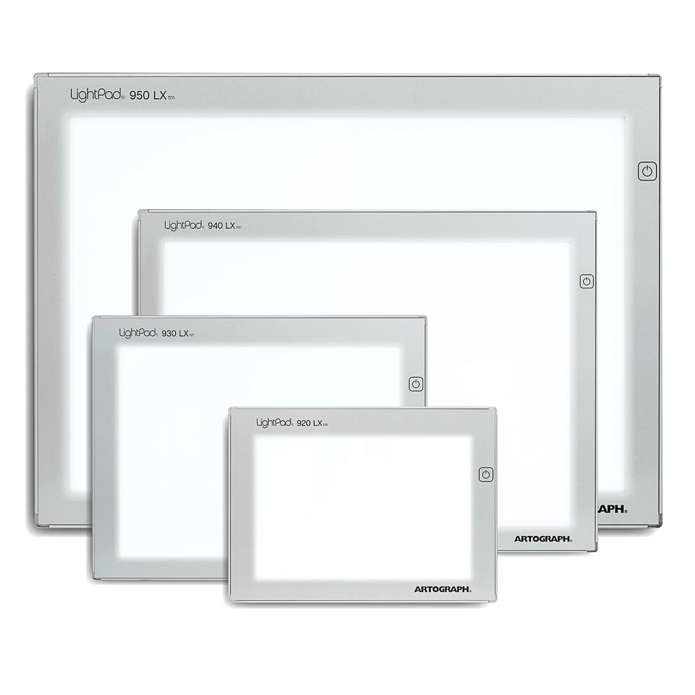 "Load image into Gallery viewer, LightPad 950 LX-24"" x 17"" LED Light Box"