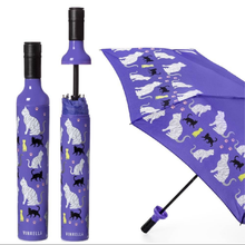 Load image into Gallery viewer, Umbrella Wine Bottle