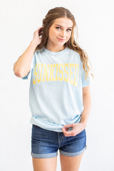 Sunkissed Graphic T-Shirt