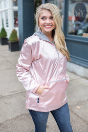 Chatham Anorak Pullover Rose Gold