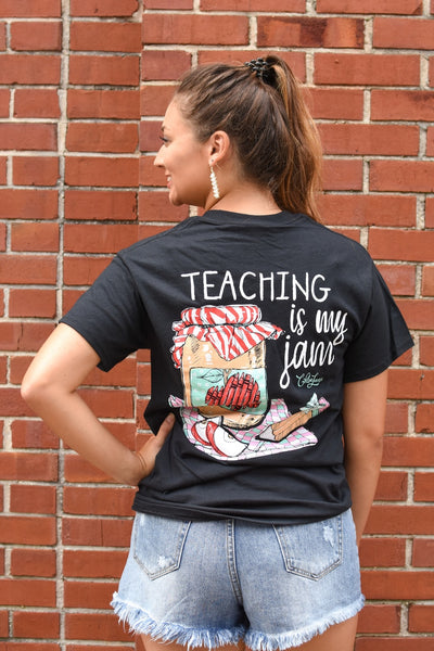 Teaching is My Jam SS