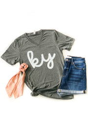 Lettered KY Graphic Tee