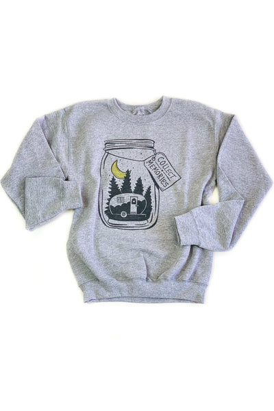 """Collect Memories"" Sweatshirt"