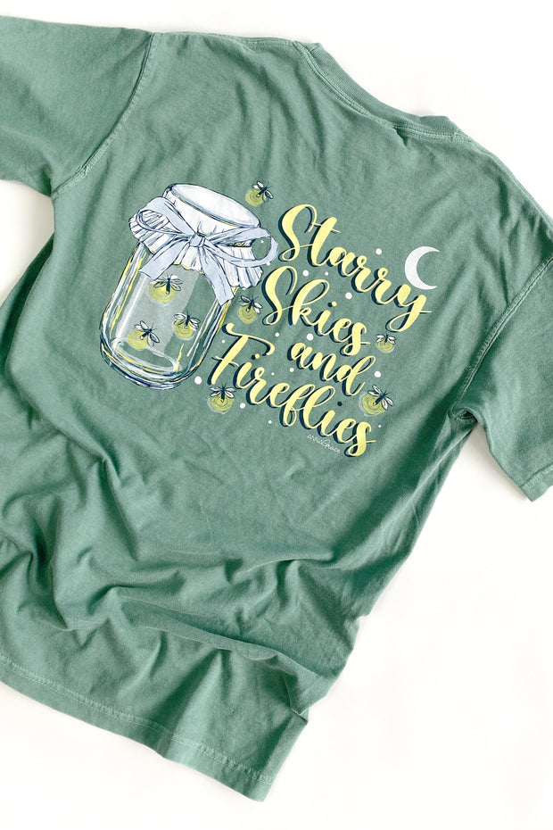 Starry Skies Anna Grace T-Shirt S/S