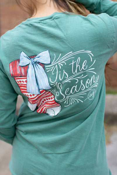 """Tis The Season"" LS T-Shirt"