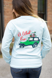 """Oh What Fun"" LS T-Shirt"
