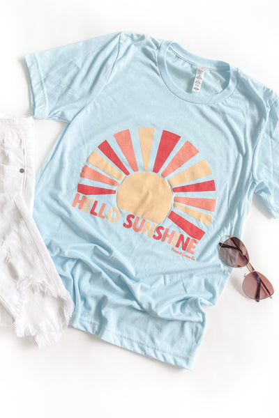 Hello Sunshine Graphic T-Shirt