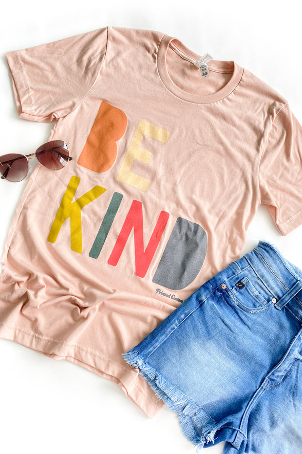 Be Kind Graphic T-Shirt