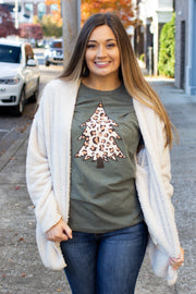 Wild About Christmas Graphic Tee