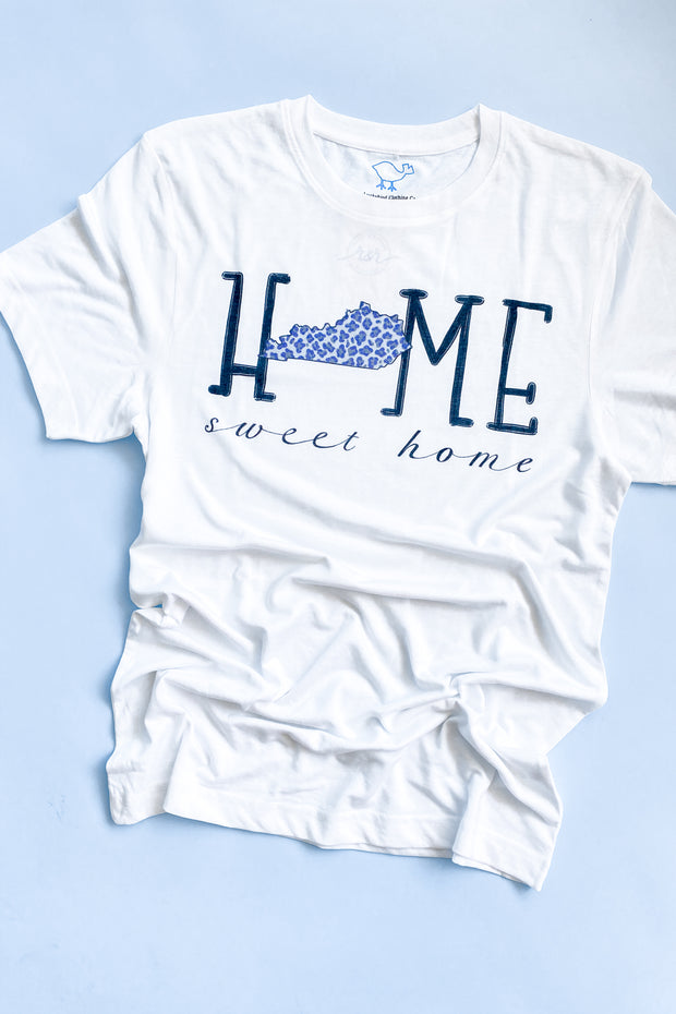 Home Sweet KY Graphic T-Shirt Ivory