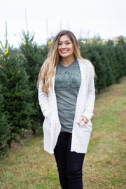 Vintage Christmas Farm Graphic Tee