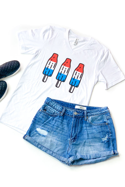 Rocket Pop Graphic Tee
