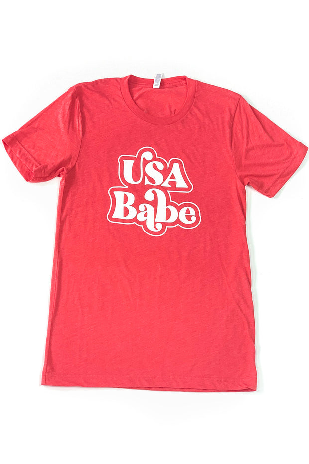USA Babe Graphic Tee