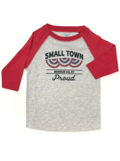 Toddler Monroe Co, KY Proud Raglan