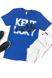 Kentucky Pride Graphic Tee Royal Blue