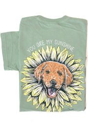 """My Sunshine"" Anna Grace T-Shirt S/S"