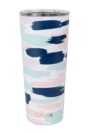 CAUS Large Tumbler Pretty in Paint - Pet Rescue