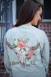 Take No Bull Long Sleeve
