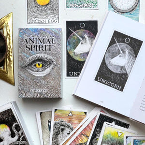The Wild Unknow Animal Spirit Deck + Guidebook