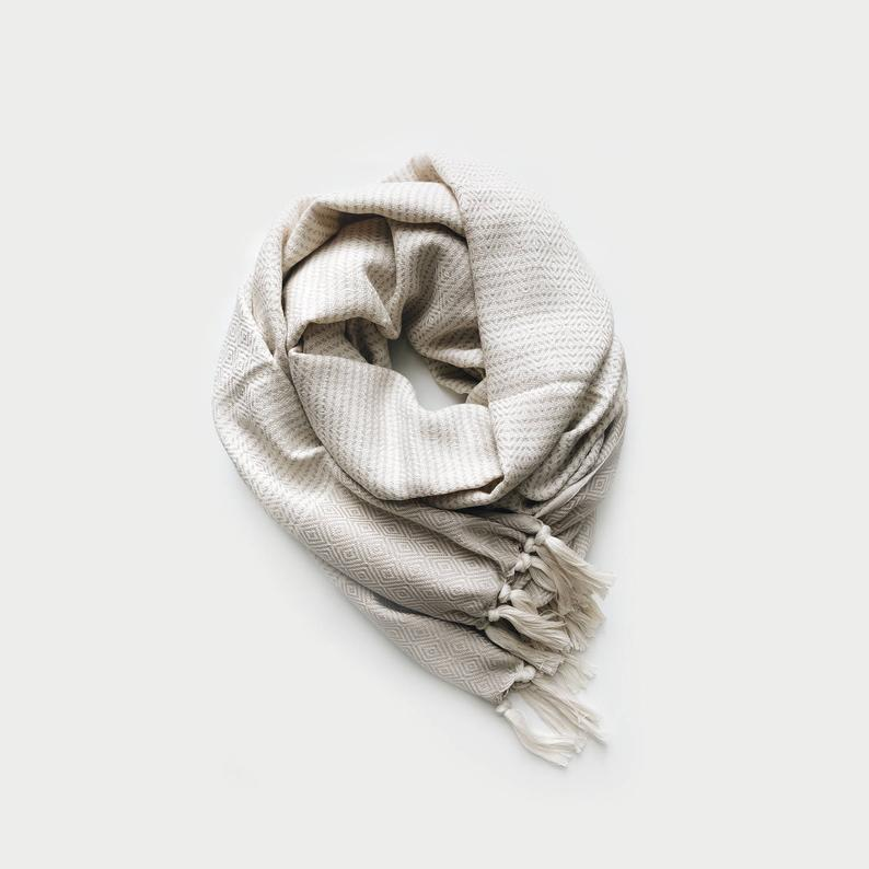 Carrefour Blanket Scarf