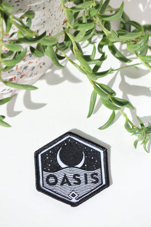Oasis Signature Patch