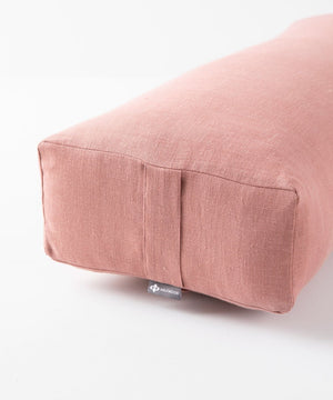 Linen Limited Edition Rectangular Bolster | 24 inch