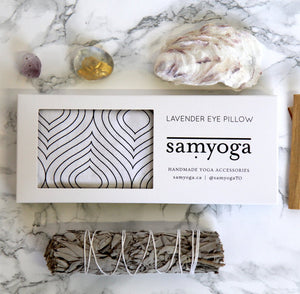 Om Eye Pillow | Scent Free